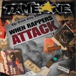 When Rappers Attack album cover