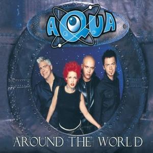 Around The World (Single) album cover