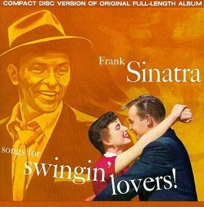 Songs For Swingin' Lovers! album cover