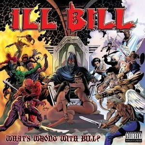 What's Wrong With Bill? album cover