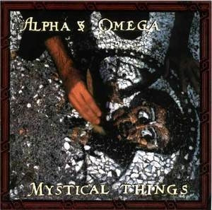 Mystical Things album cover
