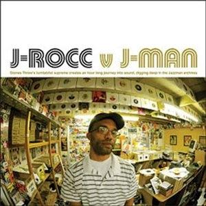 J-Rocc V J-Man album cover