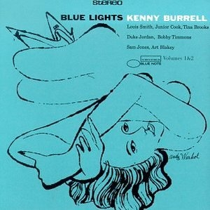 Blue Lights, Vols 1 & 2 album cover