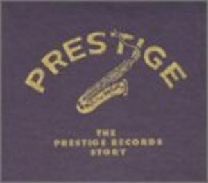 The Prestige Records Story album cover