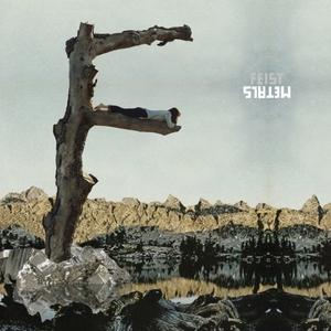 Metals album cover