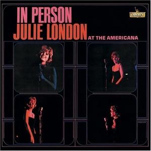In Person At The Americana album cover
