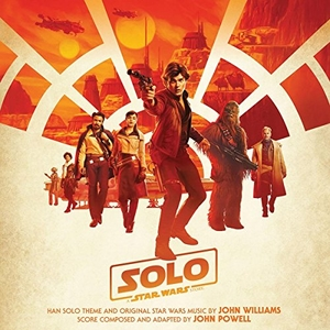 Solo: A Star Wars Story (Soundtrack) album cover