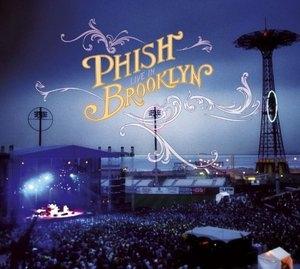Live In Brooklyn album cover