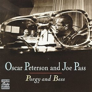 Porgy And Bess album cover