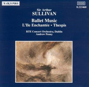 Sullivan: Ballet Music album cover