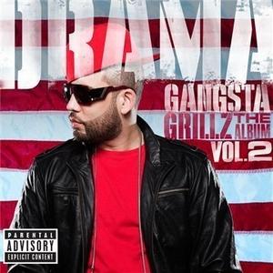 Gangsta Grillz: The Album, Pt. 2 album cover