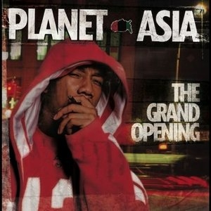 The Grand Opening album cover
