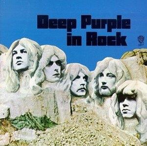 In Rock album cover