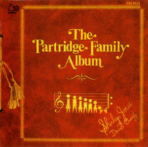The Partridge Family Album album cover