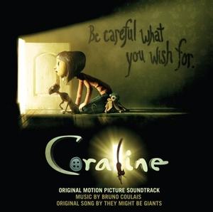 Coraline (Original Motion Picture Soundtrack) album cover