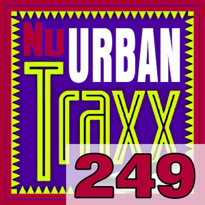 ERG Music: Nu Urban Traxx, Vol. 249 (June 2018) album cover