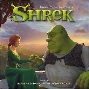 Shrek: Original Score album cover