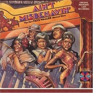 Ain't Misbehavin' (1978 Original Broadway Cast) album cover