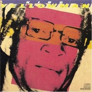 King Yellowman album cover