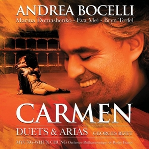 Carmen: Duets And Arias album cover