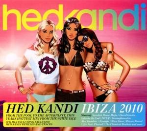 Hed Kandi: Ibiza 2010 album cover