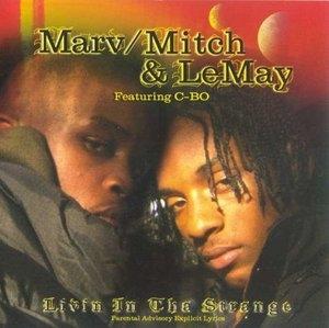 Livin' In The Strange album cover