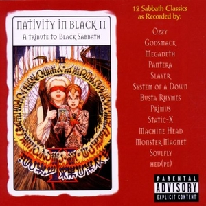 Nativity In Black 2: A Tribute To Black Sabbath album cover