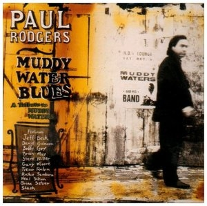 Muddy Water Blues: A Tribute To Muddy Waters album cover