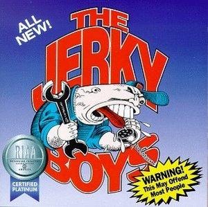 The Jerky Boys album cover