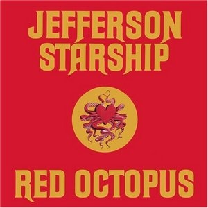 Red Octopus album cover