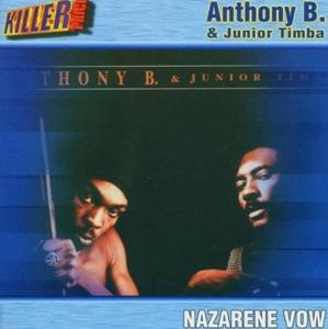 Nazarene Vow album cover