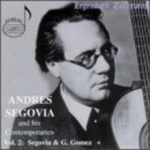 Segovia And His Contemporaries Vol.2 album cover
