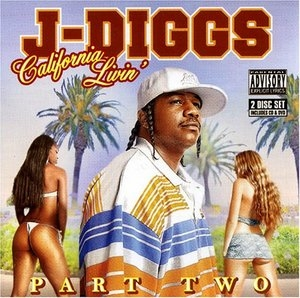 Mac Dre Presents: California Livin', Pt. 2 album cover