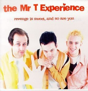 Revenge Is Sweet, And So Are You album cover
