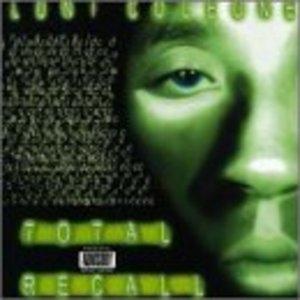 Total Recall album cover