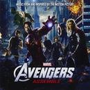 Avengers Assemble (Music ... album cover