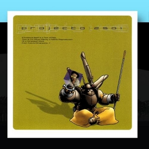 Projecto: 2501 album cover