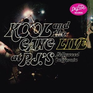 Live At P.J.'s album cover