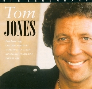 The Legendary Tom Jones (Pegasus) album cover