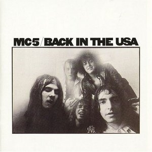 Back In The USA album cover