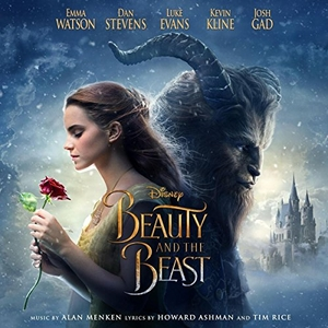 Beauty And The Beast (Original Motion Picture Soundtrack) album cover
