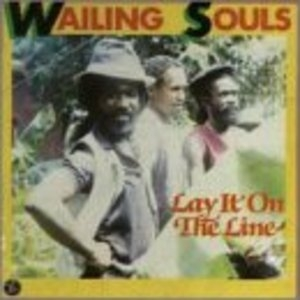 Lay It On The Line album cover