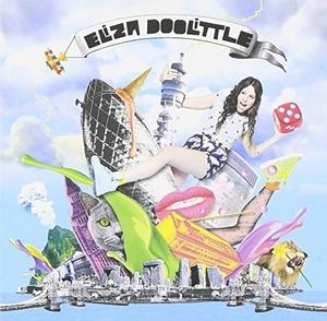 Eliza Doolittle album cover