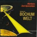 Martians And Spaceships album cover