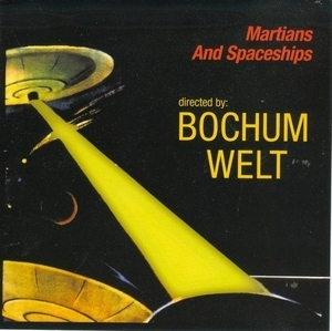 Martians And Spaceships album cover