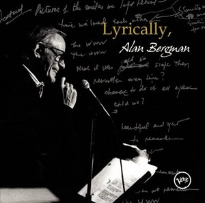 Lyrically, Alan Bergman album cover