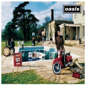 Be Here Now album cover
