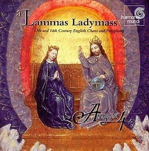A Lammas Ladymass album cover