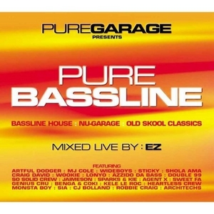 Pure Garage Presents Pure Bassline album cover