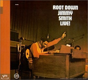 Root Down-Live album cover